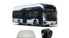 현대차 전기버스에 현대로템 구동시스템 적용