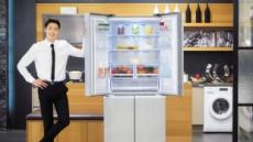 [포토뉴스]싱글족 위한 '슬림 냉장고' 나왔네!