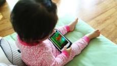 한국 유아 10명 중 3명이 스마트폰 '과몰입' 위험상태
