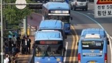 최근 3년간 보행자 교통사고 사망자 14% '중앙버스전용차로'서 발생