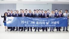 [제약·바이오·의료기기 업계 이모저모]JW홀딩스 'JW 윤리의 날'제정 선포식 개최