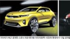 소형 SUV 판매량, 월 1만대로 키운다