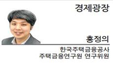 [경제광장-홍정의 한국주택금융공사 주택금융연구원 연구위원]부동산 정책이 경제성장 동력이 되려면