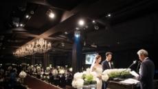 이상우♡김소연 결혼 본식 사진, 영화보다 아름답다
