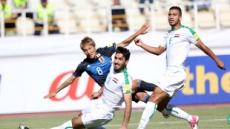 일본, 이라크와 1-1 무승부 '불안한 선두'…남은경기 호주·사우디