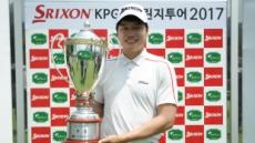 정상급, 데뷔 첫 정상…KPGA 챌린지 투어