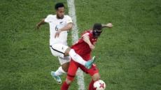 [2017 컨페더레이션스컵] 러시아, 개막전서 뉴질랜드 격파