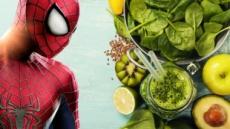 스파이더맨, 왜 채식주의자가 됐을까