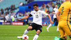 [컨페더레이션스컵] '전차군단' 독일, 호주에 3-2 승