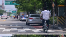 [스펙터클코리아] '불법주차 차량에 아슬아슬한 자전거도로…'