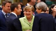 """메이 """"EU회원국 국민, 브렉시트 후에도 英 잔류 가능"""""""