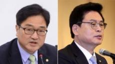 """민병두 쌍끌이 공세…우원식 비난한 정우택에 """"홍준표 현상"""""""