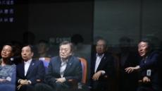 """文대통령, 현무-2 미사일발사 참관…""""北위협 무력화할 능력 입증"""""""