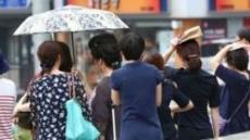 서울날씨, 한 낮 32도...극심한 가뭄 속 오후부터 곳곳 소나기