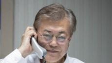 클링턴과 조깅한 YSㆍ골프 카트 운전한 MB…文대통령 한미회담 풍경은?