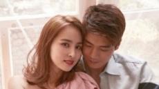 한혜진·기성용, 결혼 4년차의 눈빛…여전히 신혼