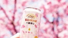 맥주·햄버거 등…'벚꽃 마케팅'에 꽂힌 홍콩