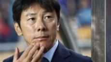 """신태용 """"부담 없다면 거짓말…월드컵 진출 믿는다"""""""
