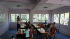 FNC엔터, 미얀마에 네 번째 'LOVE FNC 스쿨' 개교