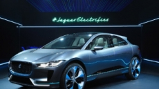 재규어, 전기차 SUV 'I-PACE' 내년 출시…테슬라 '대항마' 자신