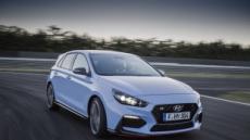 현대차 고성능 'N' 첫차 i30 N 세계 최초 공개…2021년 유럽서 도요타 넘고 '아시아 N0.1' 목표