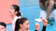 김연경, 한국 여자배구 '난적' 폴란드 제압