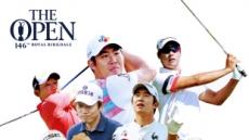 남자 골프도 세계 5강?…'디 오픈' 8명 출전