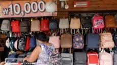 [위기의 인사동]중국산 기념품ㆍ화장품 매장 등 점령…'전통'이 밀려났다