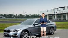 BMW 코리아, 한정판 '뉴 5시리즈 딩골핑 에디션' 전달식 진행
