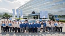 쌍용차, 'G4 렉스턴' 유라시아 대륙 횡단 발대식 개최