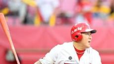 최형우, 개인통산 1000타점…시즌 23호 홈런도