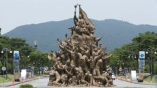 '3.1운동 정신상', 독립기념관 입구로 이전, 완전 개방