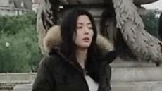 """둘째 임신 전지현, 파리서 포착…""""여전하네"""""""