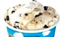 美, 아이스크림 질감 '쿠키도우' 디저트로 인기