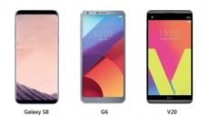 모비톡, '갤럭시S8', 'G6', 'V20' 구매 시 '기어S3', 'PS4' 등 사은품 증정