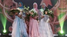 인도네시아 최고 미녀 내한, 한국 알린다
