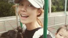 쥬얼리 출신 '돌싱' 이지현, 새로운 사랑 찾았다