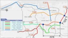 첫 해외철도 패키지 수출…인니 자카르타 경전철 1단계 최종계약