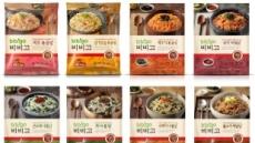 1~2인 가구 증가…'비비고 냉동밥'이 뜨겁다