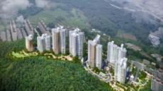 쾌적한 자연환경으로 시선 집중! 광주 초월역 모아미래도 파크힐스!