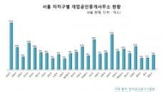 '부동산불패' 신화로 중개업소도 '강남러시'