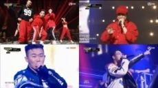 '쇼미더6' 주노플로-넉살-한해-우원재-조우찬-행주 TOP6 진출