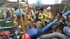 STX조선 사고 사망자, '또' 하청 근로자…산재 사망자 90%가 하청 근로자