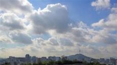[포토뉴스]화창한 하늘…가을, 머지 않았다