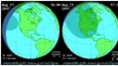 [세기의 우주쇼 '개기일식' ②] 우리는 언제쯤 '해를 품은 달'을 볼 수 있을까?