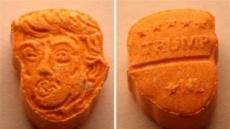 [포토뉴스] 마약의 얼굴이 된 트럼프