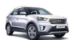'크레타' 누적판매 20만대 돌파 현대차 인도에서 잘 나갑니다
