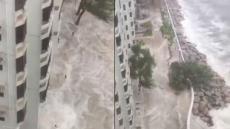 """홍콩 13호 태풍 '하토' 피해 속출, """"간판이 날아다녀""""…한반도 영향은?"""