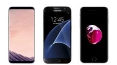 모비톡, 갤럭시S8, 아이폰7 구매 시 PS4, 아이패드 증정