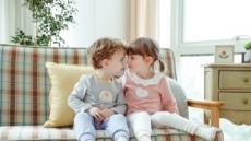 유아동 내의 브랜드 '릴헤븐', 외출복 라인 강화